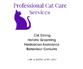 Professional Cat Care Services - Member Photo