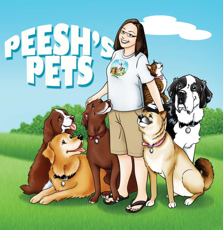 Peesh's Pets, llc - Member Photo