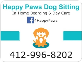 Pet Sitters in Oakdale, Pennsylvania