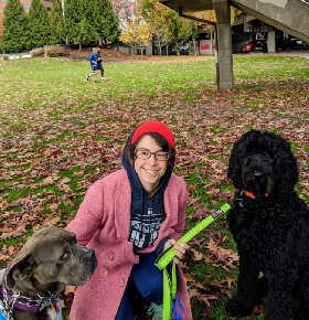 Dog Walkers in Portland, Oregon