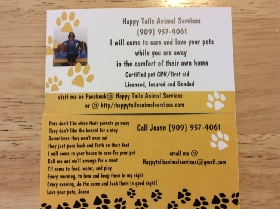 Happy Tails Animal Services - Member Photo #3