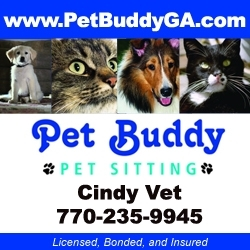 Pet Sitters in Atlanta, Georgia