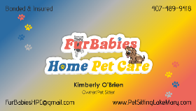 Pet Sitters in Sorrento, Florida