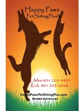 Happy Paws Pet Sitting Plus - Member Photo