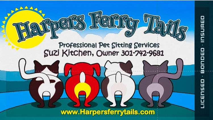 Harpers Ferry Tails Pet Sitting - Member Photo