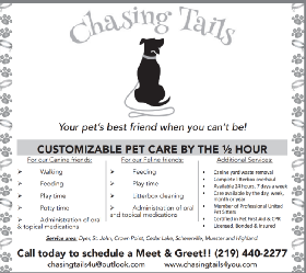 Chasing Tails, L.L.C. - Member Photo