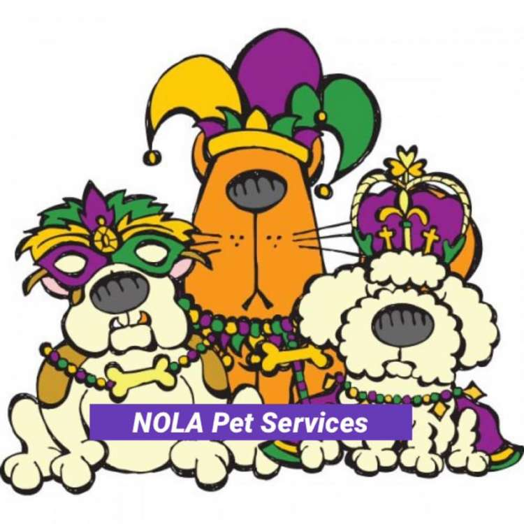 NOLA Pet Services, LLC - Member Photo