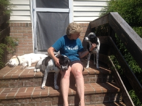 Pet Sitters in Baltimore, Maryland