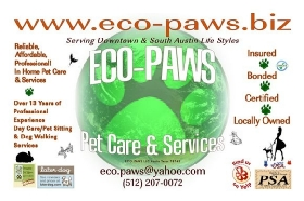 Pet Sitters in Austin, Texas