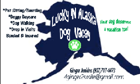 Lucky In Alaska Dog Vacay - Member Photo #2