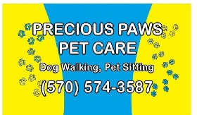 Precious Paws Pet Care - Member Photo #2