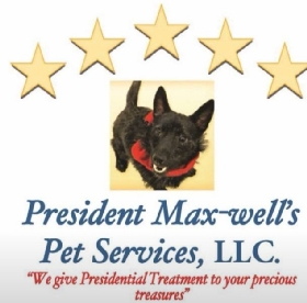 President Max-well's Pet Services - Member Photo