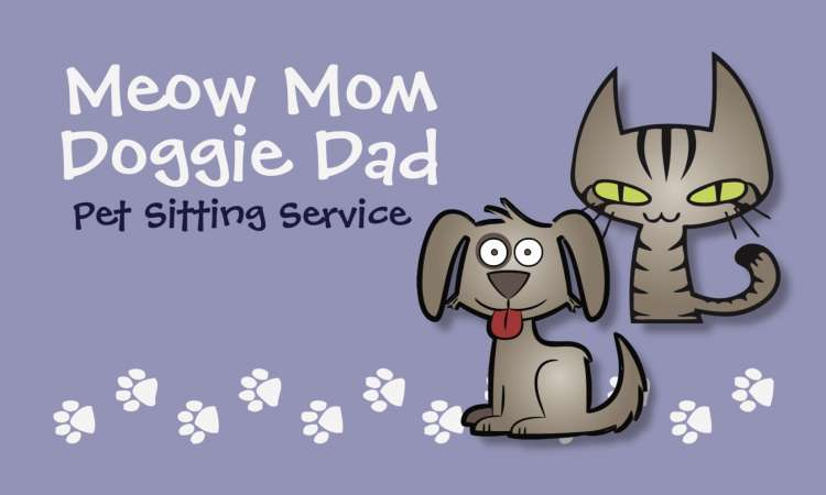 Meow Mom Doggie Dad - Member Photo