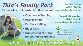 Thia's Family Pack, LLC - Member Photo
