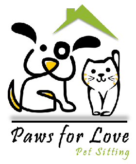 Paws for Love Pet Sitting - Member Photo