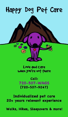 Pet Sitters in Wheat Ridge, Colorado